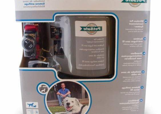 Collier anti fugue pour chien decathlon / collier chien electrique anti fugue sans fil